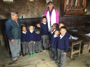 petite classe Mt everest school
