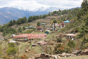 Le village der Chialsa